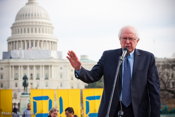 Bernie Sanders: A Candidate Worth Voting For